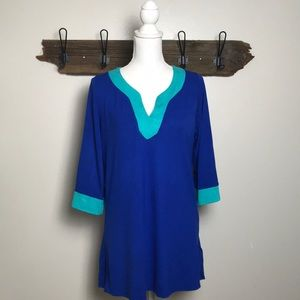 Soft Surroundings Tunic Knit Relaxed & Comfy EUC